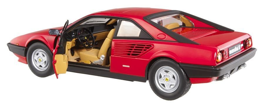 ferrari mondial 8 hotwheels elite rosso 1 18 ebay. Black Bedroom Furniture Sets. Home Design Ideas